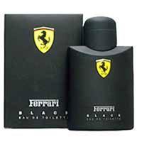 Ferrari Black Masculino