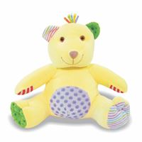 Pelúcia Confete Urso Pipo