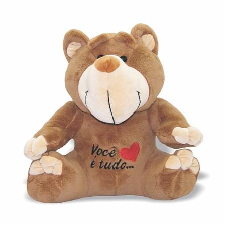 Pelúcia Urso Love