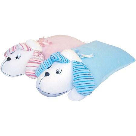 Pelúcia Travesseiro Infantil Masculino