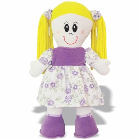 Pelúcia Boneca Carol