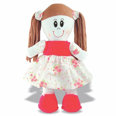 Pelúcia Boneca Babi