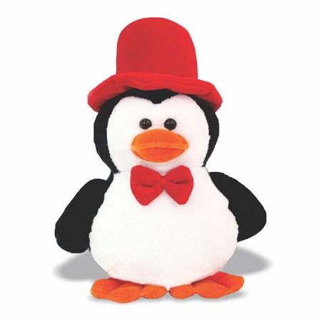 Pelúcia Pinguim Cartola