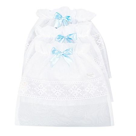 Saquinho de Maternidade - Azul