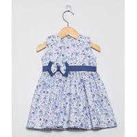 Vestido Emily Floral - Tamanho G