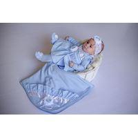 Saída de Maternidade Coleção Nuvem de Algodão - Tamanho P