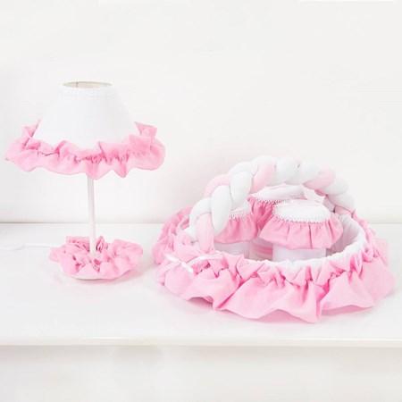 Kit Acessórios Rosa