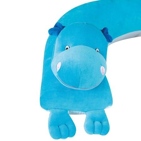 Almofada para Amamentação Hipopótamo