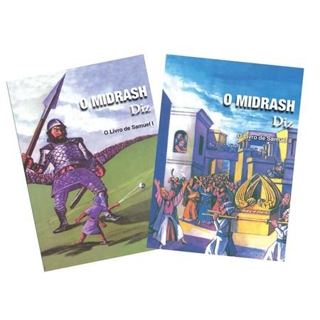 O Midrash diz - Samuel I e Samuel II