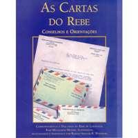 As Cartas do Rebe - Conselhos e Orientações (vol. 2) Capa Azul