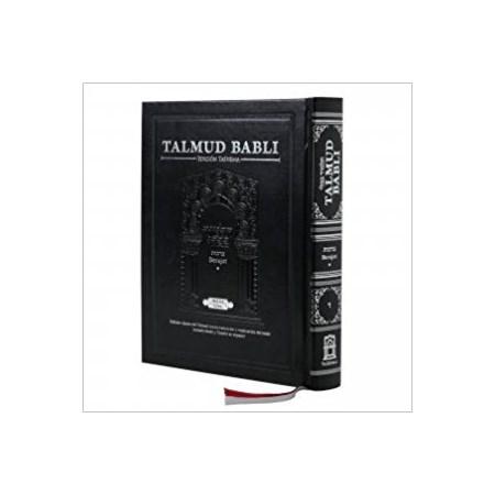 Talmud Babli Tratado de Berajot Vol. 1 Edicion Tashema (Espanhol)
