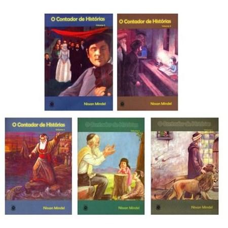 Coleção o contador de histórias