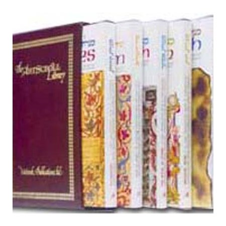 Five Megillos Splicased Set