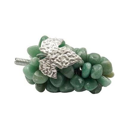 Cacho de Uva - Quartzo Verde