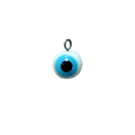 Pingente Olho grego - Branca
