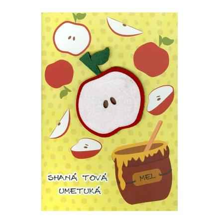 Cartão Maçãs Shaná Tová