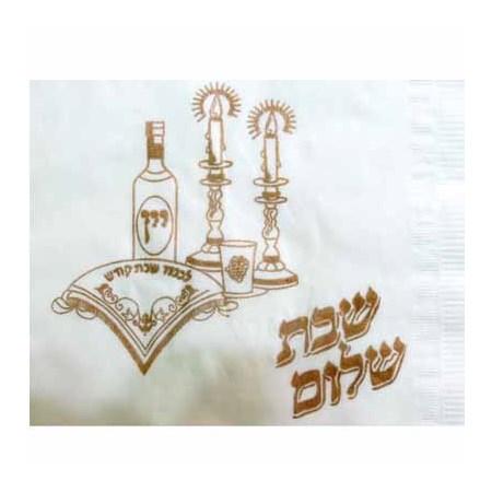 Guardanapos Shabat Shalom