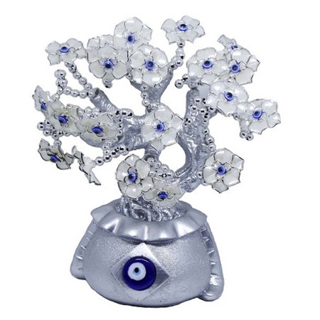 Árvore olho grego da sorte