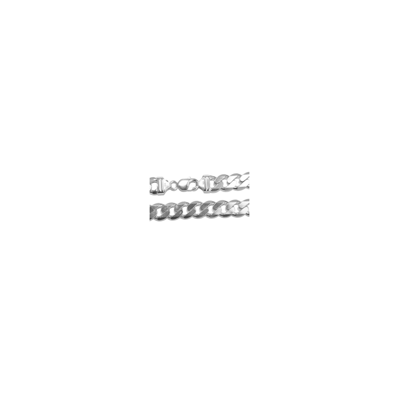 ab6782cd7 Corrente de prata Italiana grossa Grumet (60 cm.) - Livraria Sêfer