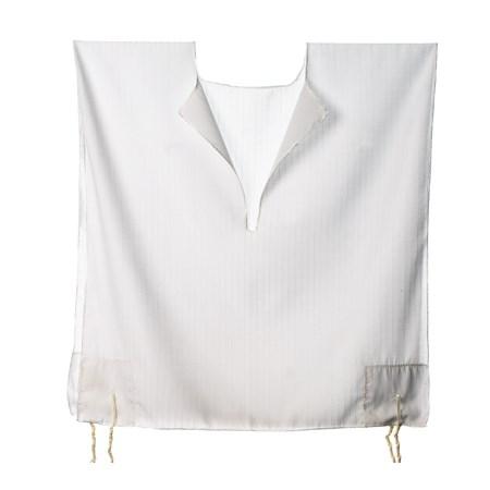 Tsitsit de algodão e poliéster Adulto - Tamanho 8