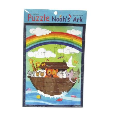 Quebra-cabeça Arca de Noé