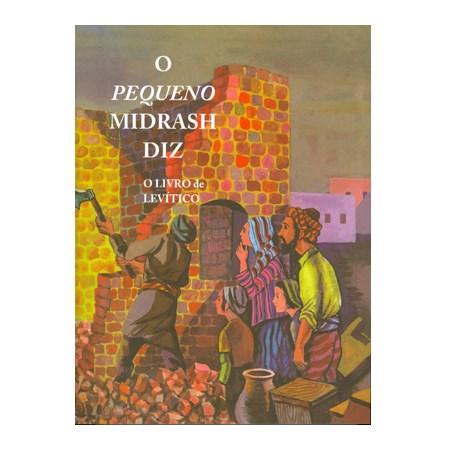 O Pequeno Midrash Diz (3) - Levítico  (Brochura)