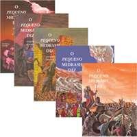 Coleção O Pequeno Midrash Diz (5 volumes) Capa Brochura