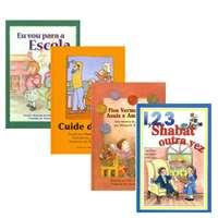 Coleção Infantil 4 livros