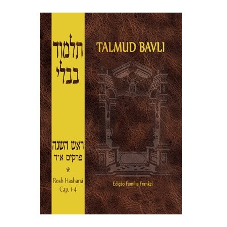 Talmud Bavli - Rosh Hashaná (capítulos 1-4)