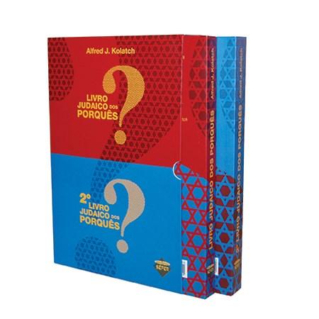 Livro Judaico dos Porquês 1 e 2