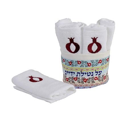 Kit toalhas para lavabo (DJ)