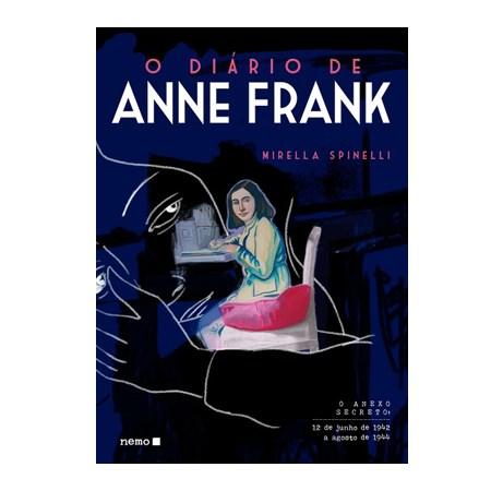 O Diário de Anne Frank em quadrinhos (MS)