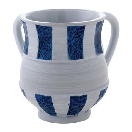 Caneca para Netilat Iadaim de cerâmica