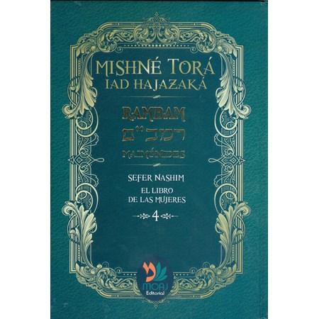 Sefer Nashim - Mishnê Torá 4 (em espanhol)