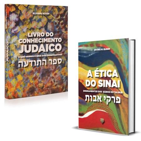 Par de Luxo (Livro do Conhecimento Judaico e Ética do Sinai)