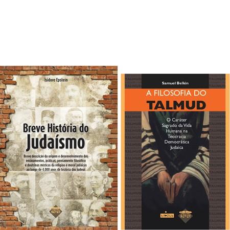 Par História (Breve História do Judaísmo e Filosofia do Talmud)