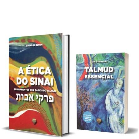 Par Talmúdico I (Talmud Essencial e Ética do Sinai)