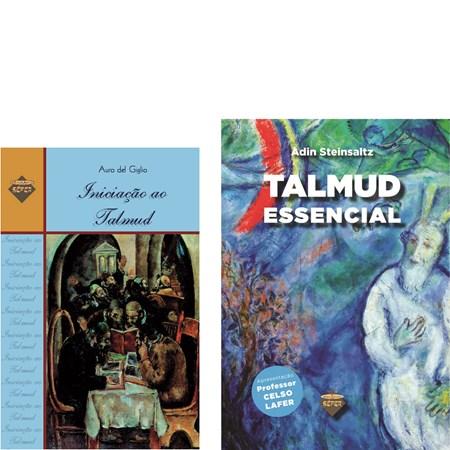 Par Talmúdico II (Talmud Essencial e Iniciação ao Talmud)