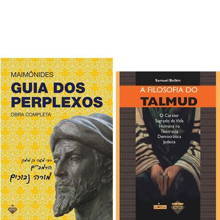Guia dos Perplexos e Filosofia do Talmud