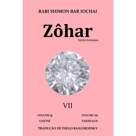 Zôhar (Livro 7)