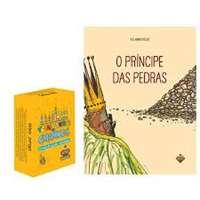 Velas Coloridas para Chanucá + Livro O Príncipe das Pedras