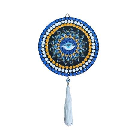 Mini Mandala olho grego