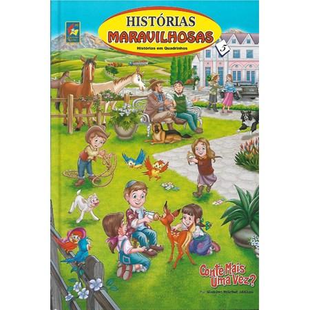 Histórias Maravilhosas Vol.5