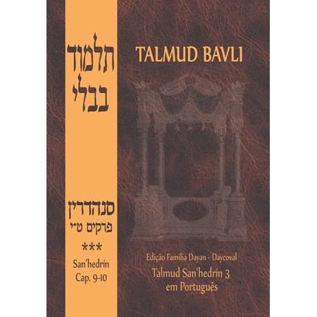Talmud Bavli - San'hedrin (capítulos 9-11)
