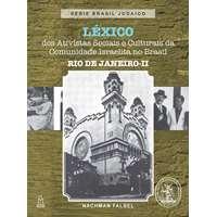 Léxico - Rio de Janeiro - II (volume 4)