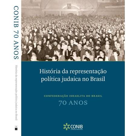 História da representação política judaica no Brasil