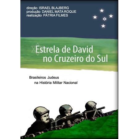 DVD Estrela de David no Cruzeiro do Sul