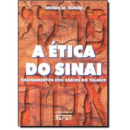 A Ética do Sinai (Pirkê Avot)