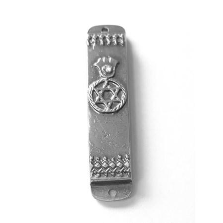 Mezuzá simbólica para carro Estrela de David