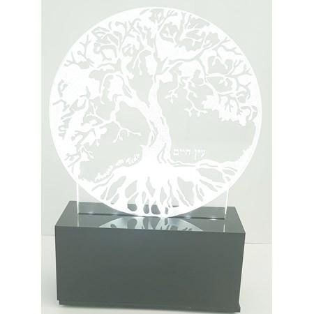 Luminária Árvore da vida - Led Branco
